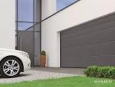 Garažna sekcijska vrata - L-žlijeb
