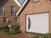 Garažna sekcijska vrata - motiv 458