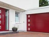 Garažna sekcijska vrata - motiv 451