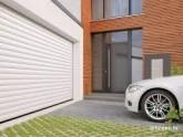 Garažna sekcijska vrata - S-žlijeb