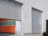 Industrijska sekcijska vrata - SPU F42